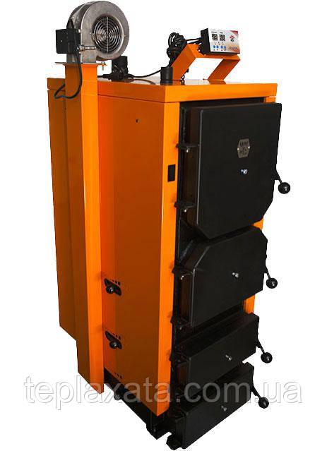 Твердотопливный котел длительного горения ДОНТЕРМ ДТМ (DTM TURBO) КОТ-10Т