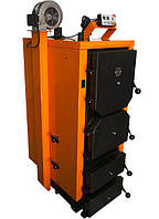 Промислові котли на твердому паливі тривалого горіння ДОНТЕРМ ДТМ ТУРБО (DTM TURBO) 96 кВт