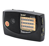 Радиоприемник KIPO KB-308 АС ( FM/AM/SW/TV)