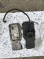 Охладитель/радиатор/кулер масляного фильтра Case 580 SR SR2, 695 SR SR2, NH LB 110, LB 115