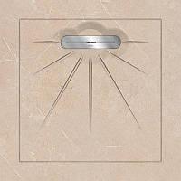 Керамический поддон для душа с сифоном Armoni 513, 90х90см Aquanit