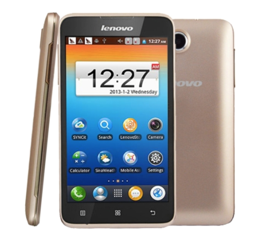 Обзор смартфона Lenovo A529