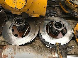 Комплект тормозных дисков с колодками JCB 541-70, 540-70