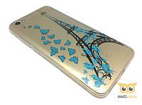 Силиконовый чехол Paris для Xiaomi Redmi Note 5A