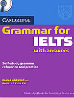 Cambridge Grammar for IELTS and Proficiency SB with answers and Audio CDs