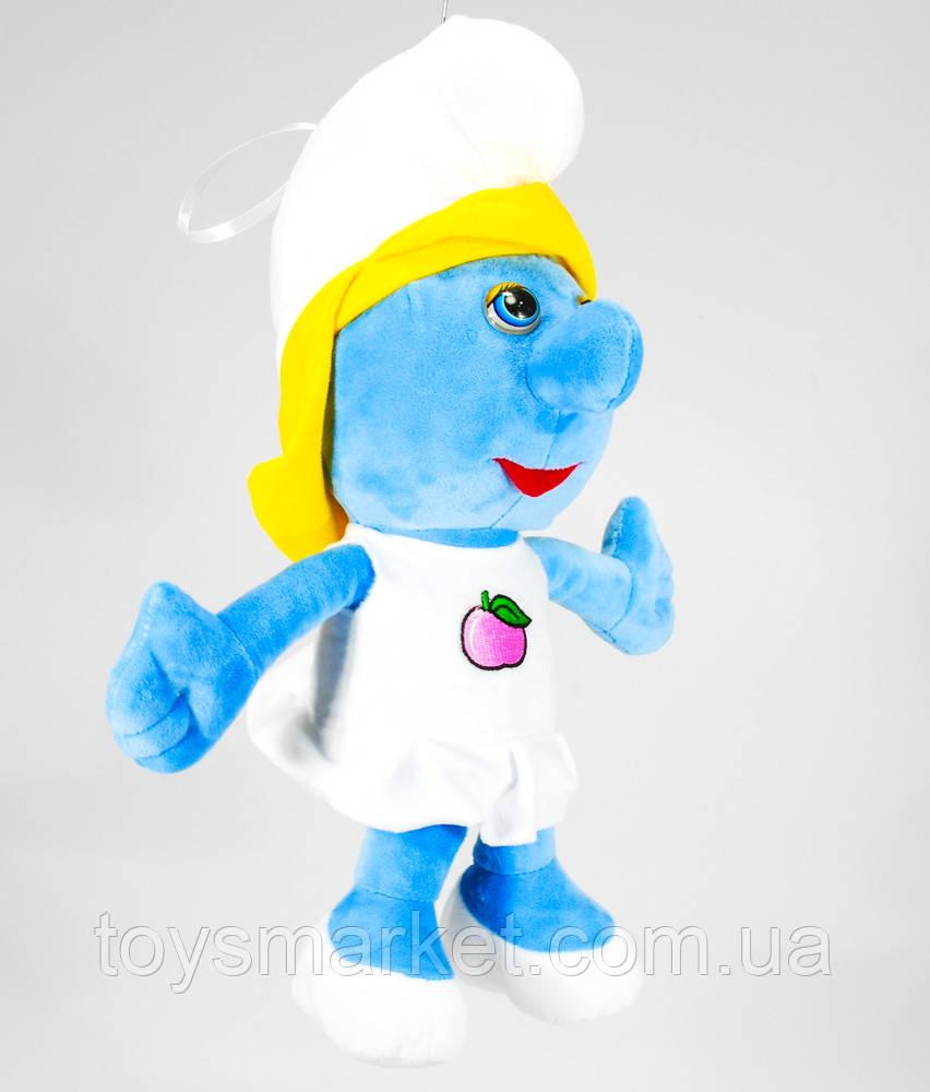 Детская мягкая игрушка,смурфики Смурфетта