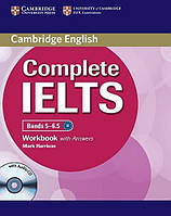 Complete IELTS 5-6.5 WB with answers + CD-ROM
