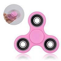 Спиннер-вертушка Hand Spinner Fidget Toy Splash pink