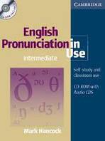 English Pronunciation in Use: Intermediate Book/Audio CD's (4)/CD-ROM