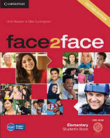 Face2face /Second Edition/ Elementary SB with DVD-ROM