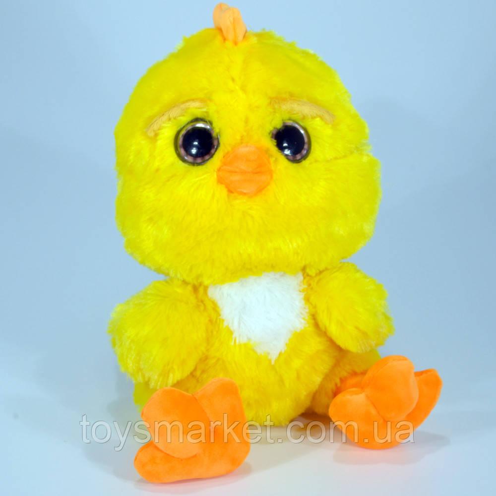 Мягкая игрушка Цыпленок