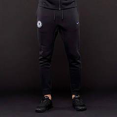 Штаны Nike Chelsea FC Fleece Pant 17/18 905496-010 (Оригинал)