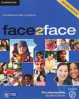 Face2face /Second Edition/ Pre-int SB with DVD-ROM, фото 1