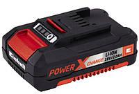 Аккумулятор Einhell Power-X-Change 18V 2,0 Ah, фото 1