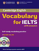 Vocabulary for IELTS with anwers \self-study vocabulary practice\