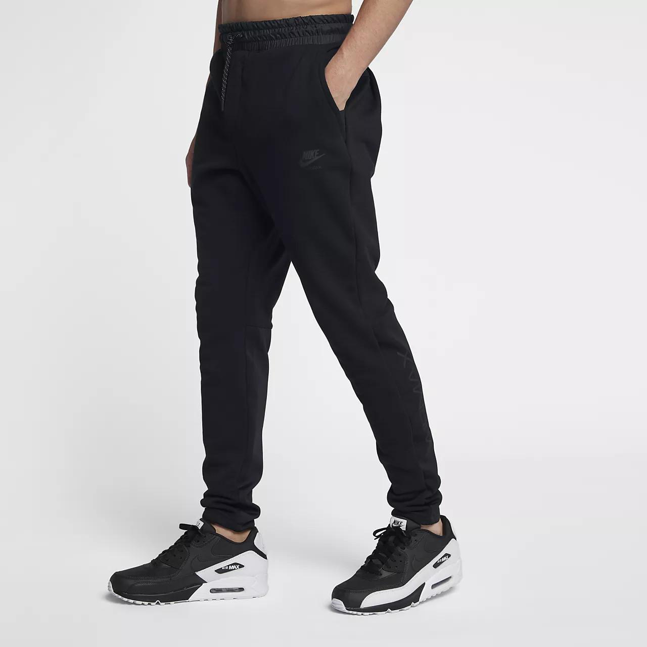 d087f71f Штаны Nike Sportswear Air Max Joggers 886077-010 (Оригинал) - Football Mall  -