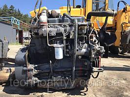 Комплектный двигатель Fiat Hitachi FB 100