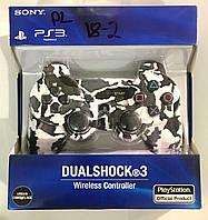 Джойстик SONY DUALSHOCK PS3 Bluetooth (камуфляж)