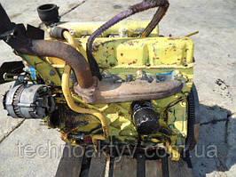 Двигатель Ford 550, 555
