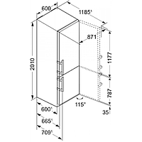 Холодильник Liebherr CPef 4815, фото 4