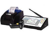 Компактный комплект POS оборудования для автоматизации торговли (минимаркетов, киосков, бутиков)