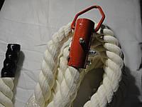 Канат для спортзала для лазанья диаметром 45 мм., длиной 4 м.