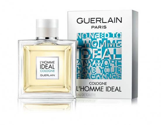 Чоловіча парфумована вода Guerlain l'homme Ideal Cologne 100 ml не оригінал, фото 2