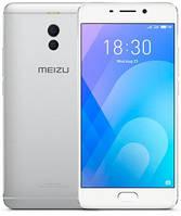 "Смартфон Meizu M6 Note Silver, 3/32Gb, 12+5/16Мп, 8 ядер, 4000mAh, экран 5.5"" IPS, 2sim, GPS, 4G, Android 7.0"