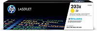 Картридж HP 203X CLJ M280/M281/M254 Yellow (2500 стр)