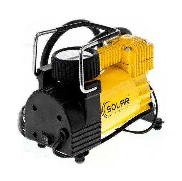 Автомобильный компрессор Solar AR 202 с автостопом