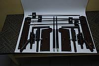 Механизм  для шкаф-кровати  с автоматическими ножками.1500N-2200N коричневый