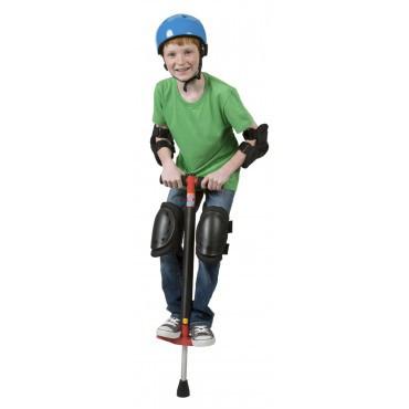 Детская прыгалка-кузнечик для детей, джампер Пого Стик