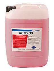 Концентрированное кислотное моющее средство ACID 3X