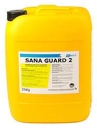Концентрированное хлорсодержащее моющее средство Sana Guard 2