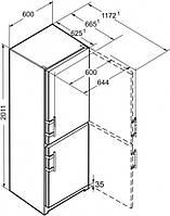Холодильник Liebherr CN 3915, фото 9