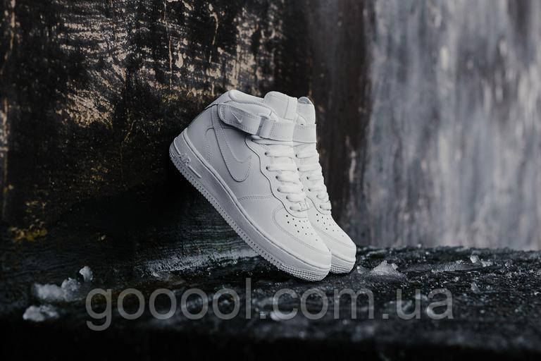 11fc8f10 Детские кроссовки Nike Air Force 1 MID (GS) 314195-113: продажа ...