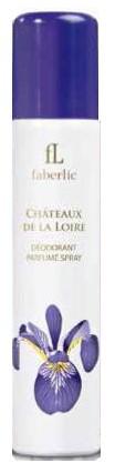 Парфюмированный дезодорант спрей для тела Chateaux de la Loire, Faberlic, Шато де ля Луар, Фаберлик, 75 мл