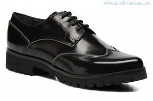 Шикарные кожаные туфли-дерби Geox Respira D Jewel E, Оригинал