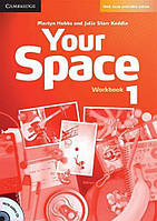 Your Space 1 WB + Audio CD, фото 1