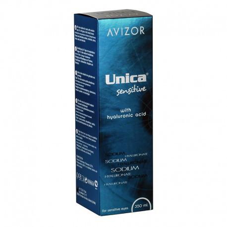 Многофункциональный раствор AVIZOR Unica Sensitive 350 мл.