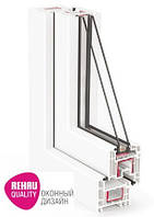 Окна металлопластиковые REHAU ED 70