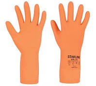Перчатки латексные КЩС STARLINE STL-55