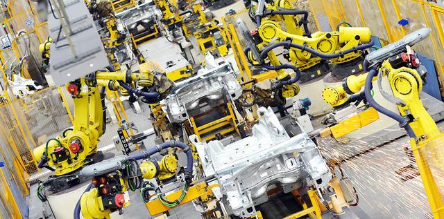 Преимущества промышленных роботов на производстве