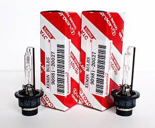 Ксеноновые лампы Филипс 90981-20027 D2S 85122+ TOYOTA LEXUS