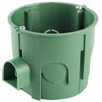 Коробка подрозетник IMT35101 60мм глубокая Schneider, 0905