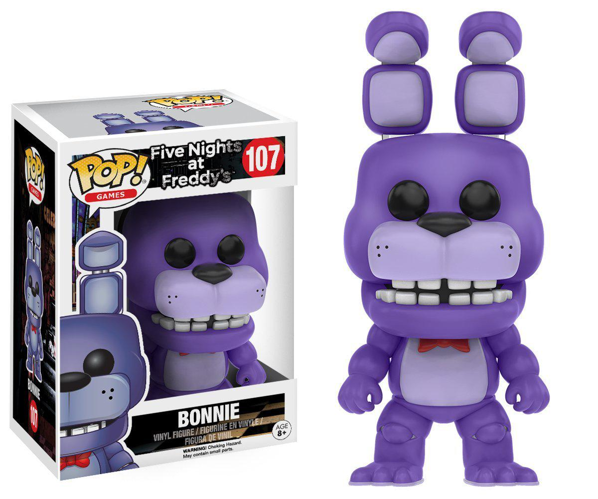 Фигурки 5 ночей с Фредди Funko Five Nights at Freddy's - Bonnie Toy Figure/ Бони