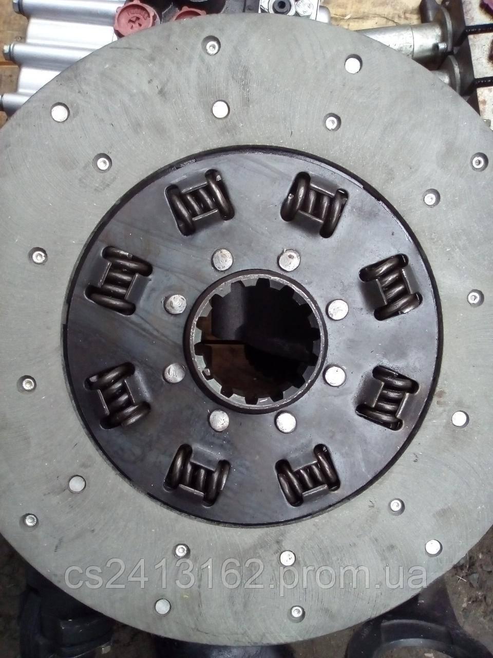 Диск сцепления СМД 18-22 двигателя молотилки комбайна НИВА