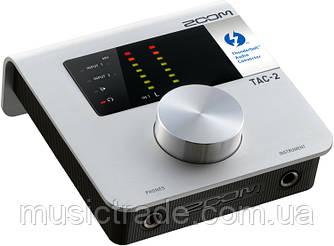 Аудиокарта Zoom TAC-2 Thunderbolt
