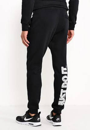 Штаны Nike Nsw Jogger Fleece 861732-010 (Оригинал), фото 2