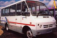 Лобовое стекло на автобус Днепровского автобусного завода ДАЗ 3220